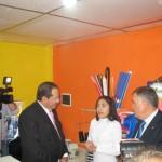 El Gobernador visitó a nuevos emprendedores del programa Jóvenes con Más y Mejor Trabajo de la Subsecretaría de Empleo