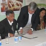 Apoyo al Desarrollo del Empleo, la Producción y la Educación en la Microrregión de La Cocha