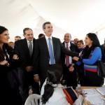 Florencio Randazzo visitó Tucumán en Acción