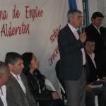 Entrega de certificados de formación en Ranchillos y Alderetes.