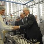 El Ministro de Trabajo de la Nación visitó el Complejo San Salvador