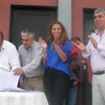 Inauguración del 1er Frigorífico en Taco Ralo