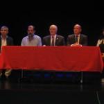 Entrega de certificados a docentes por cursos sobre políticas ambientales