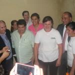 El Gobernador visitó exitoso emprendimiento de Mujeres Tucumanas