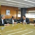 Manzur firmó con Triaca un convenio para la promoción de empleo