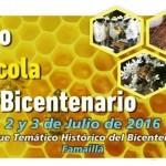 Expo Apícola del Bicentenario.