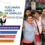 """Encuentro de Jóvenes """"Tucumán habla de empleo"""""""
