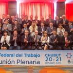 96º reunión plenaria del Consejo Federal del Trabajo