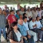 Fortalecimiento a productores hortícolas en San Javier