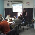 Reunión de Articulación entre INTA y la Secretaria de MiPyME y Empleo