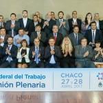 99º Reunión del Consejo Federal del Trabajo en Chaco