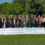 101º Reunión Plenaria del Consejo Federal del Trabajo en Misiones