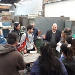 Jóvenes de Banda del Río Salí demuestran su interés en capacitarse