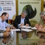 Firman un acuerdo para mejorar la calidad del empleo en Tucumán