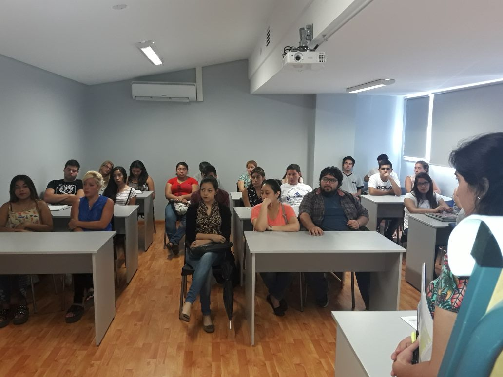 Inicio de nuevos Cursos de Formación Profesional