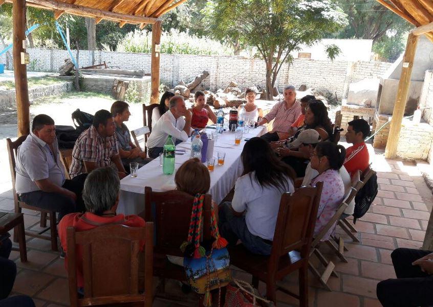 El Gobierno de Tucumán Trabaja en Conjunto con la Comunidad India Quilmes
