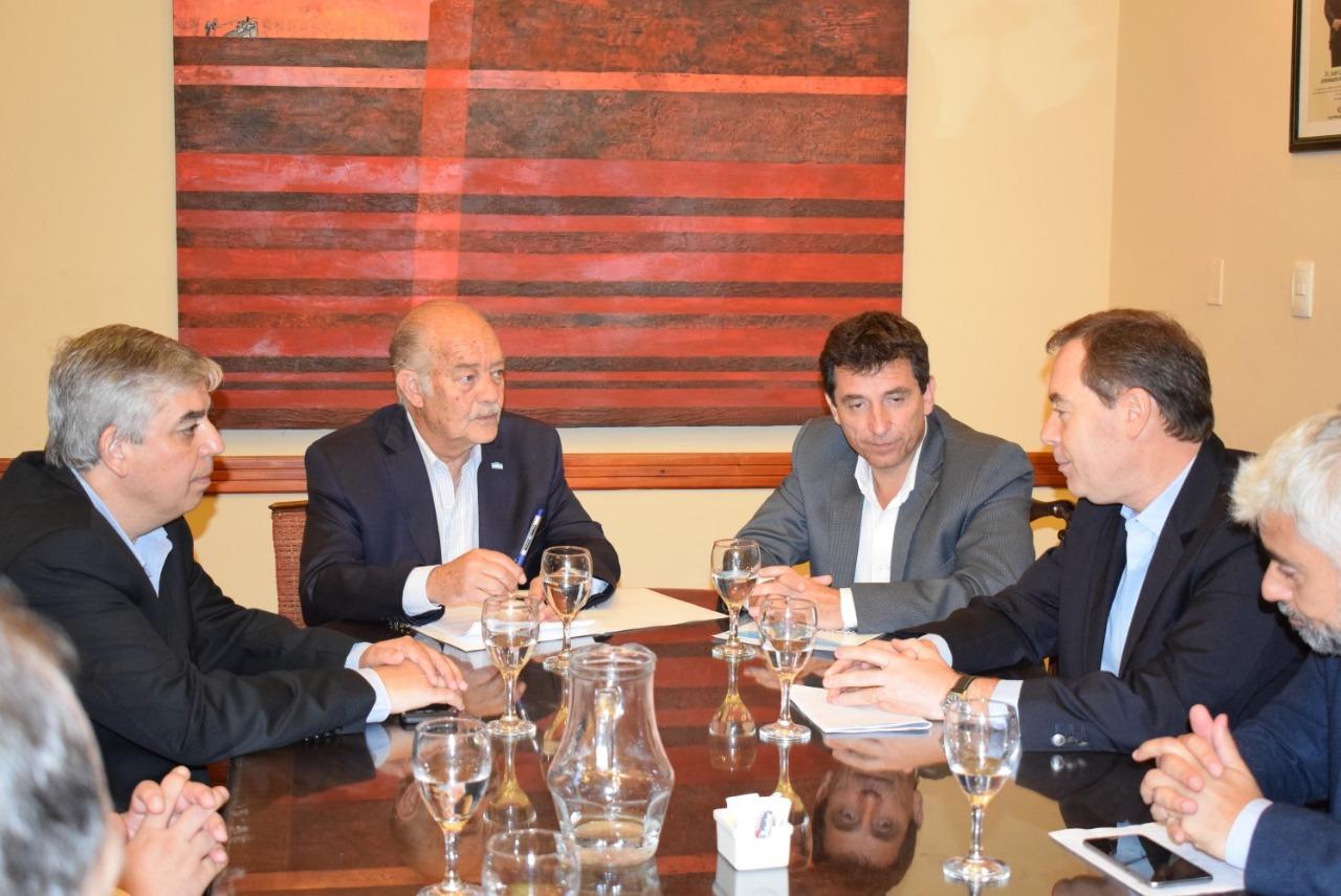Acuerdo para desarrollar acciones conjuntas con la Citrícola San Miguel