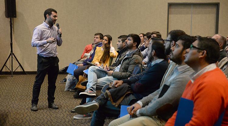 Cientos de emprendedores tucumanos participaron del Día Pyme