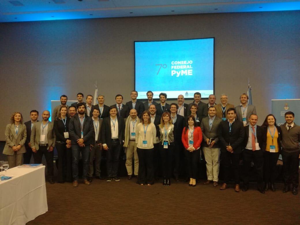 Se realizó el 7° Consejo Federal PyME en Tucumán