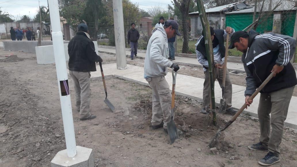 Tucumán Capacita en La Comuna de La Madrid