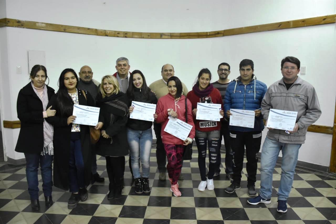 Entrega de Certificados en Tafí Viejo – Tucumán Capacita