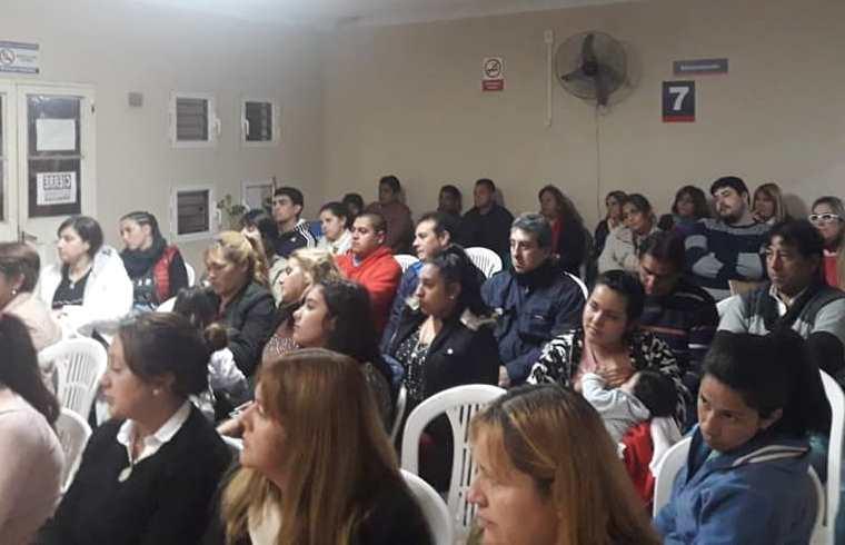 Charla informativa para emprendedores en la Oficina de Empleo de Lules
