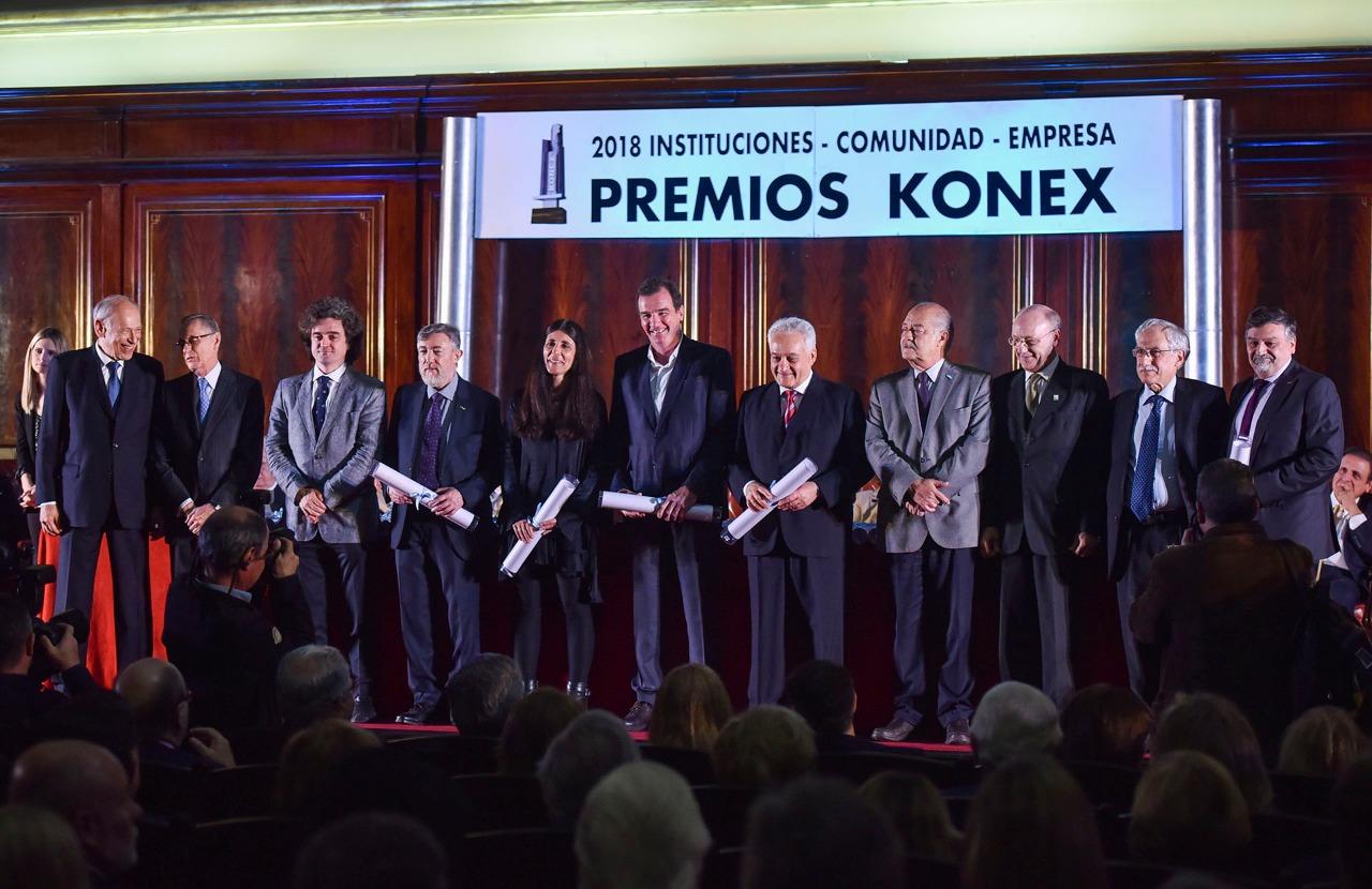 La Estación Experimental fue distinguida en los Premios Konex