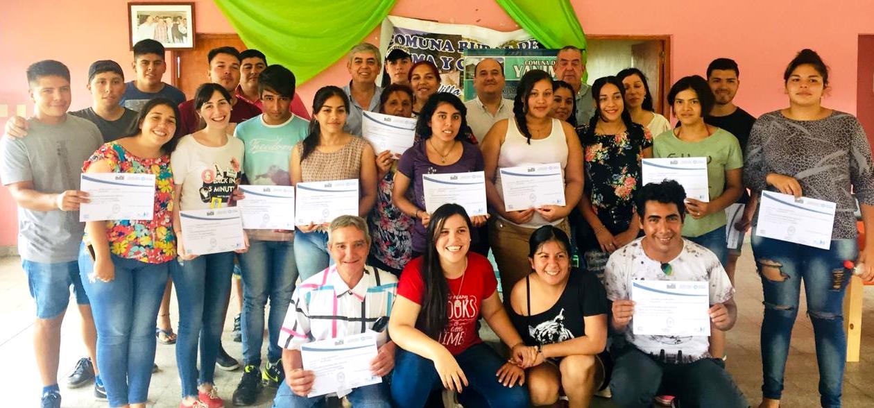 Tucumán Capacita – Yanima se prepara para recibir al Turismo