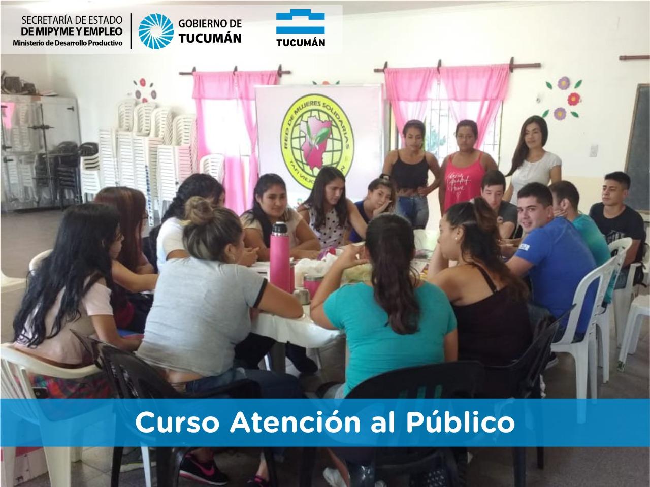 Seguimos apoyando la empleabilidad de los tucumanos