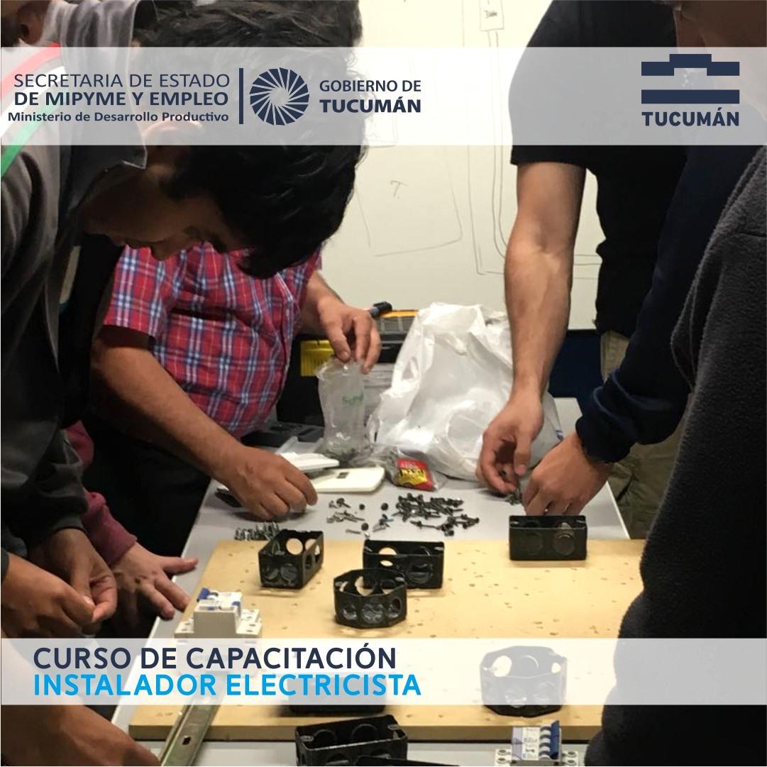 Tucumán Capacita – Formación Profesional el Taco Ralo