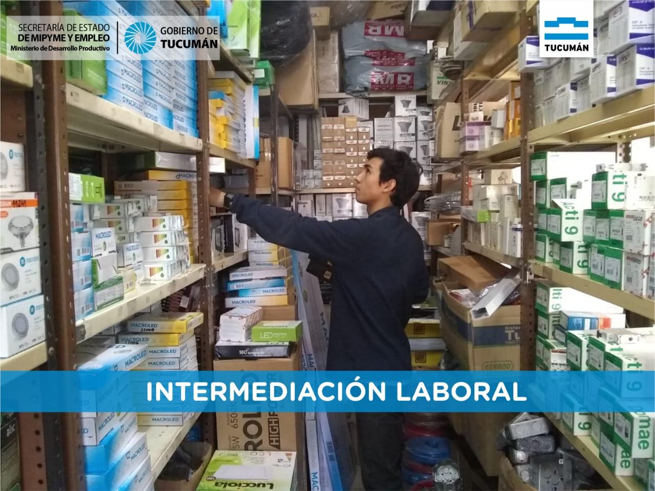 Intermediación laboral, la herramienta más utilizada por empresas tucumanas