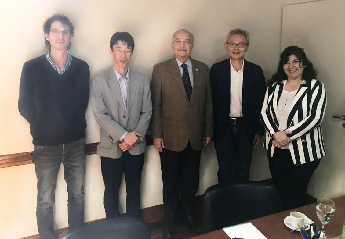Un experto japones se suma al equipo del programa Kaizen para PyMEs