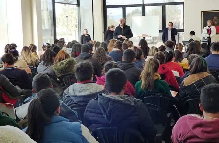Cientos de Jóvenes dijeron presente en el II Foro de Juventudes 2019