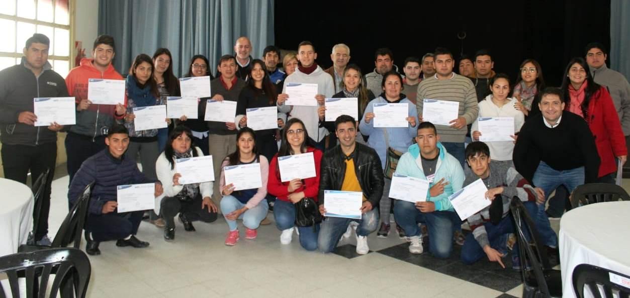 Cursos de Formación Profesional en La Cocha – Tucumán Capacita