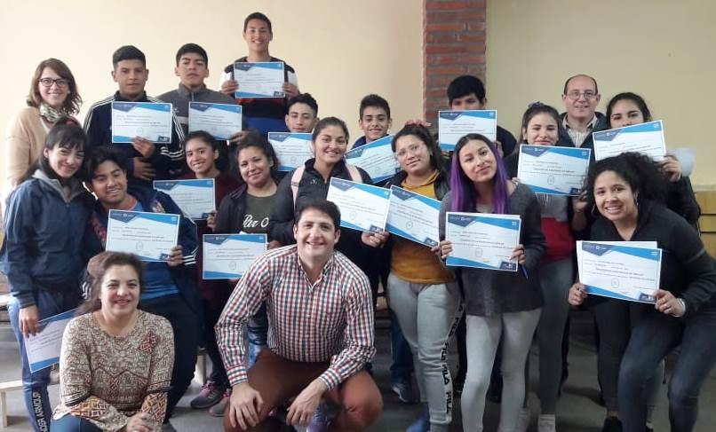 Talleres para favorecer la inserción de los jóvenes en el mercado de trabajo