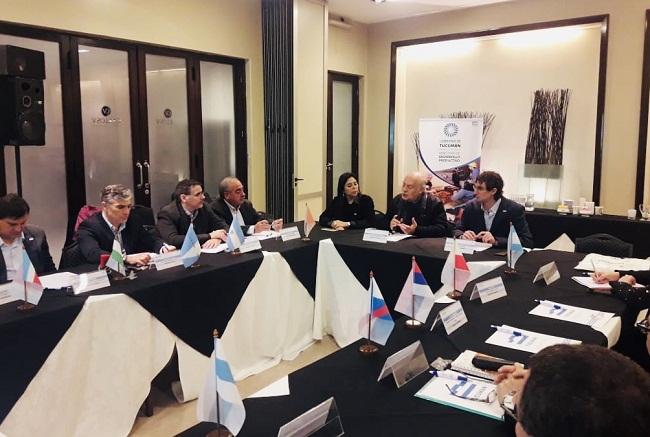 Primer Encuentro Nacional de Referentes Provinciales PyMEs