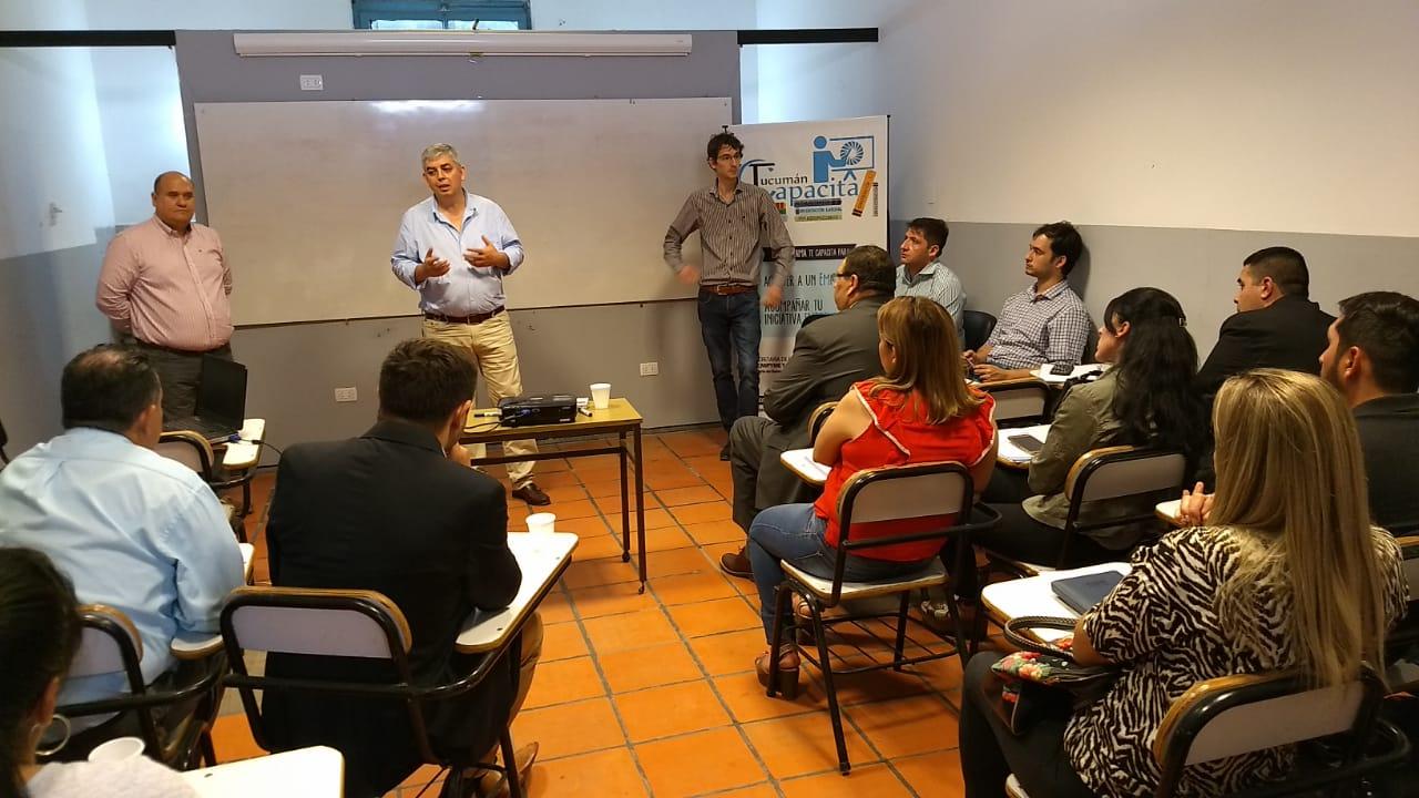 Encuentro de Oficinas de Empleo de la Provincia de Tucumán