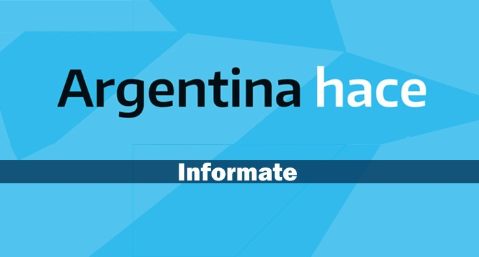 Plan Argentina Hace