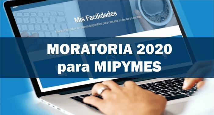 Moratoria 2020 para MiPyMEs de AFIP