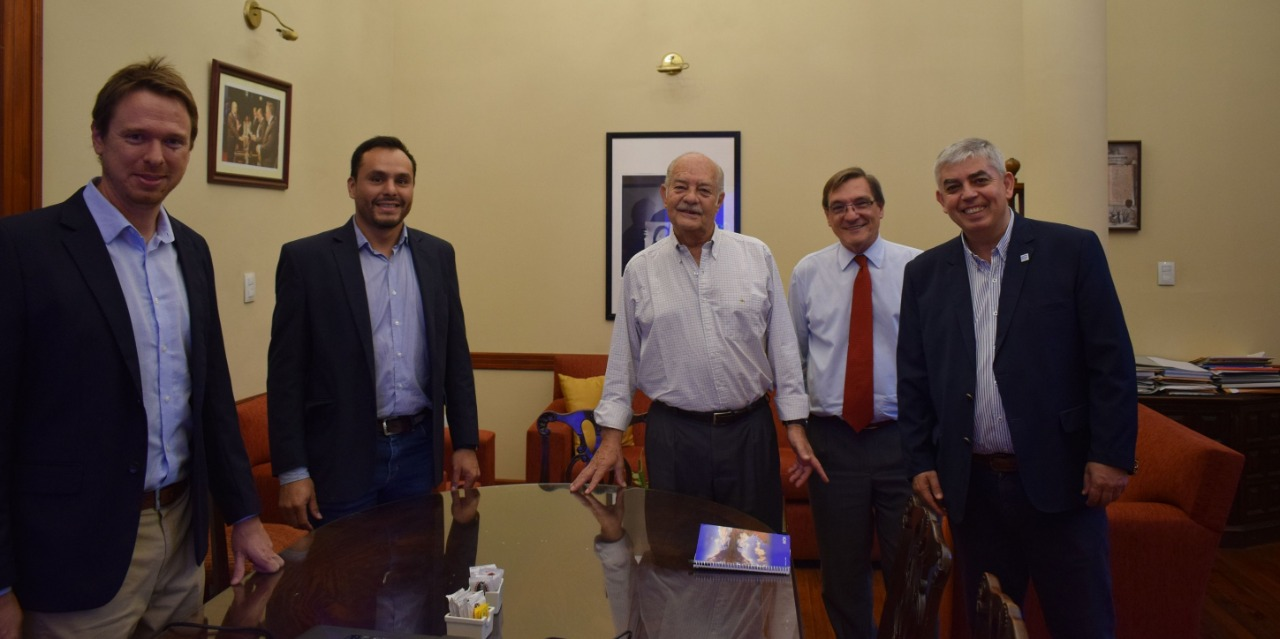 La Secretaría de MiPyME y Empleo recibió la visita de autoridades de Catamarca