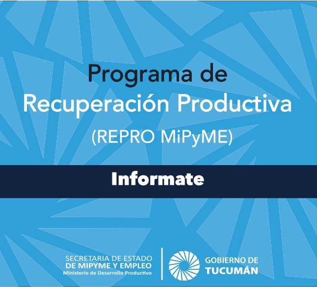 REPRO MiPYME