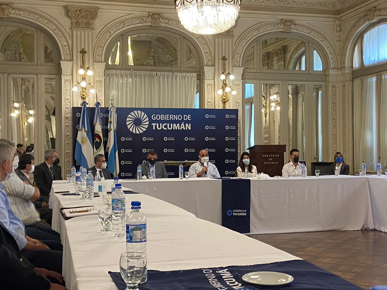 Tucumán gestionó créditos para las Pymes ante Nación