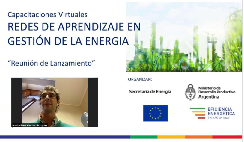 Jornada Virtual sobre Eficiencia Energética