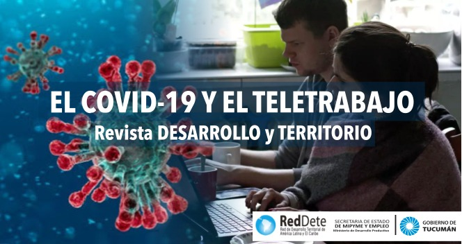 COVID-19 y el Teletrabajo