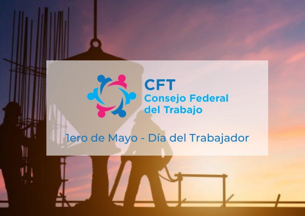 Saludos desde el Consejo Federal del Trabajo